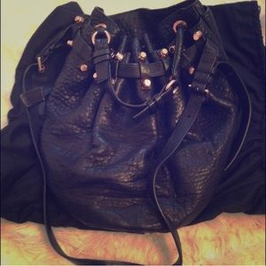 NWT Alexander Wang bucket bag. Fashion.